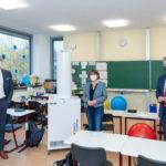 Luftfilter unterstützen Virenschutz an Schulen in Münster