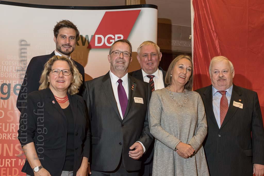 """Feier zum 90. des DGB: Rück- und Ausblick eines """"gesellschaftlichen Motors"""" 2"""