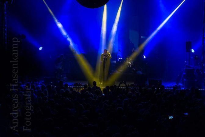 Live-Konzert der Band Brings im Jovel am Albersloher Weg in Münster.