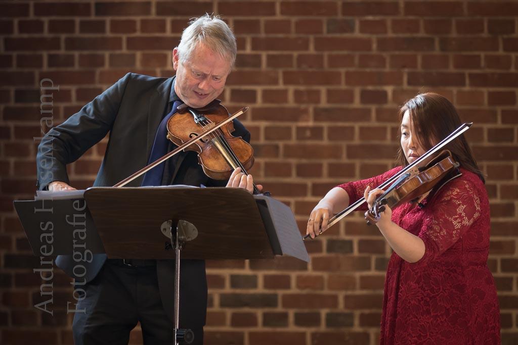 Letzter Geigengarten in Erlöserkirche gefeiert 16
