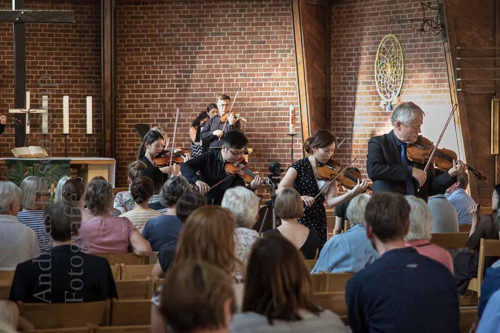 Letzter Geigengarten in Erlöserkirche gefeiert 14