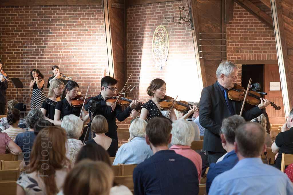 Letzter Geigengarten in Erlöserkirche gefeiert 12