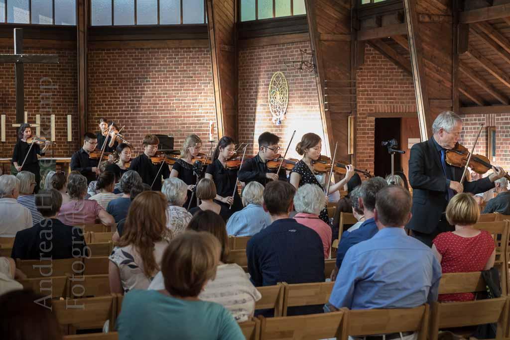 Letzter Geigengarten in Erlöserkirche gefeiert 10