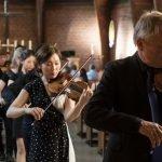 Violinkonzert in der Erlöserkirche mit Professor Helge Slaatto.