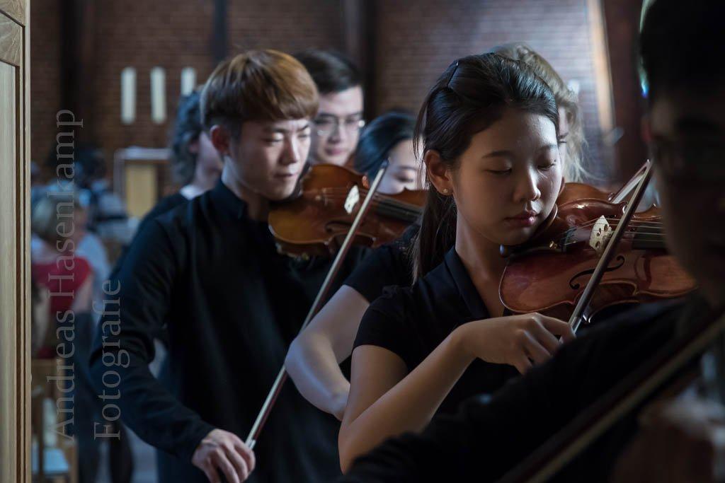 Letzter Geigengarten in Erlöserkirche gefeiert 5