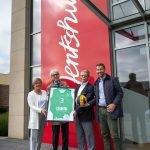 Volleyball-Bundesligist USC Münster: P. Jentschura ist neuer Partner