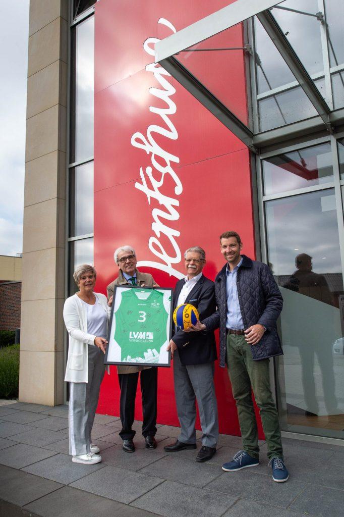 Volleyball-Bundesligist USC Münster: P. Jentschura ist neuer Partner 4