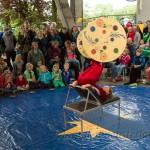 Sommerfest am Bennohaus Münster zieht Hunderte an zum Schauen und Machen