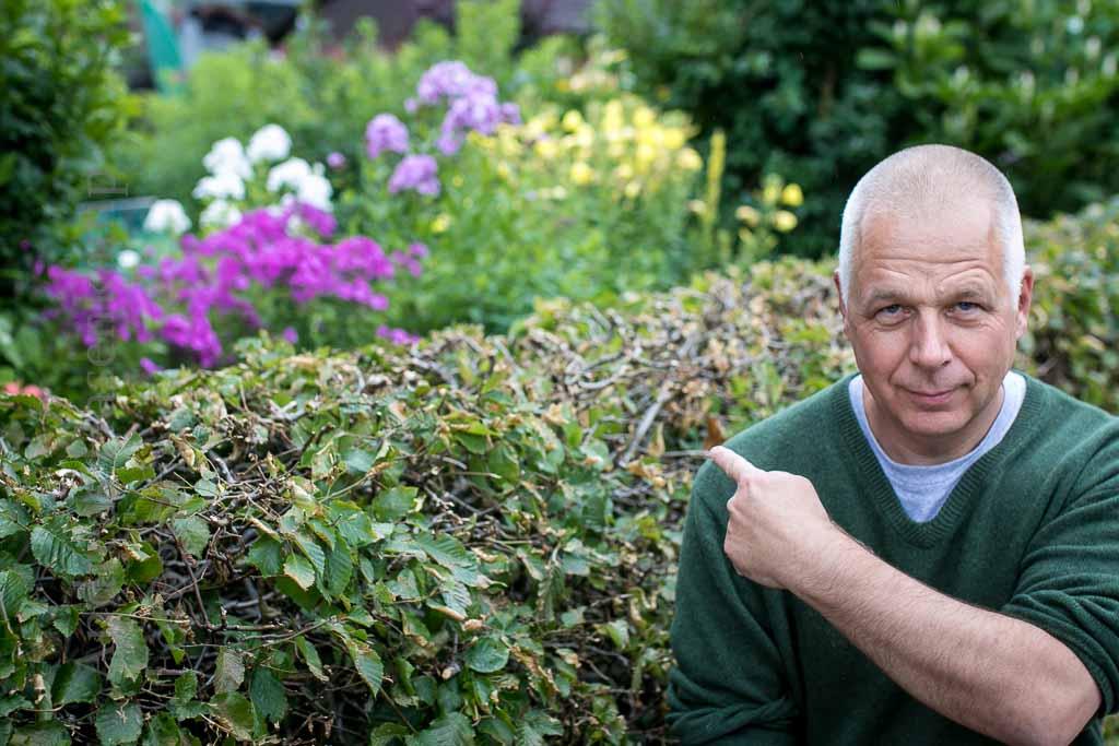 Jörg Pfenningschmidt in der Freien Gartenakademie