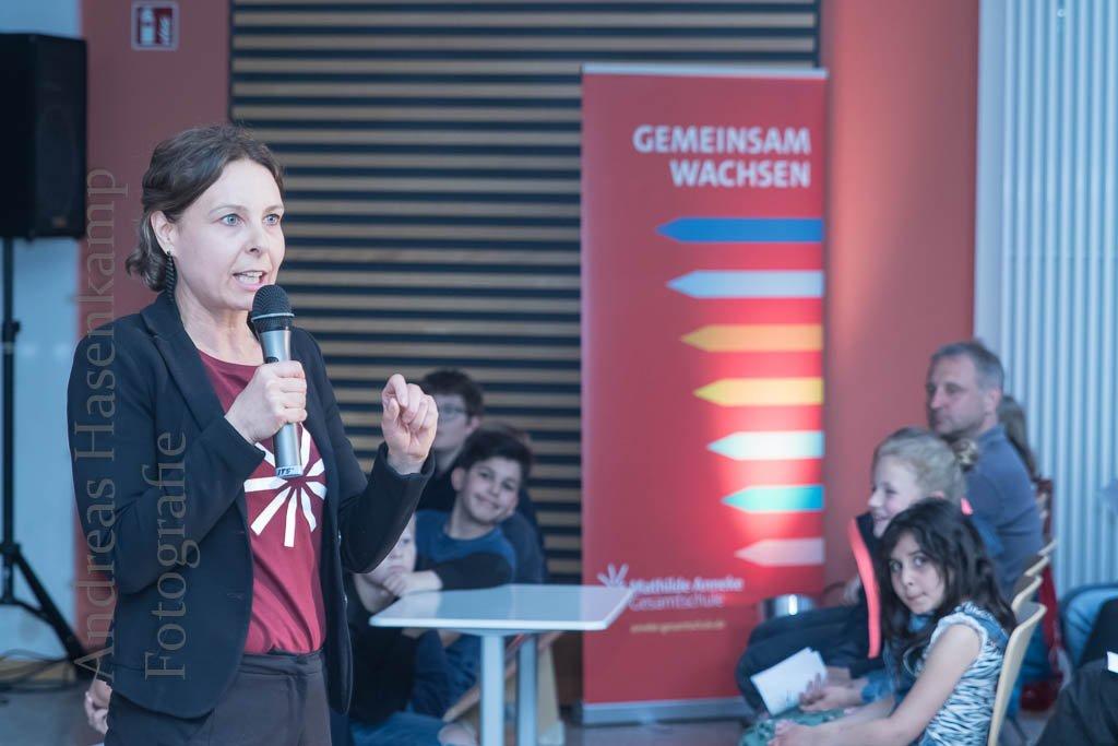 """Mathilde-Ameke-Gesamtschule: Erster """"Bunter Abend"""" mit vollem Programm 2"""