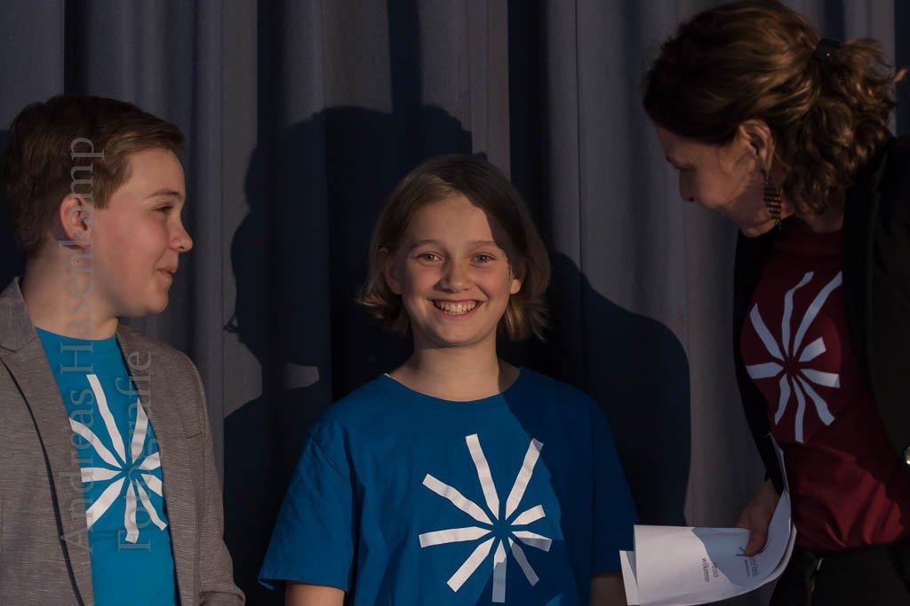 """Mathilde-Ameke-Gesamtschule: Erster """"Bunter Abend"""" mit vollem Programm 14"""