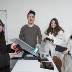 Berufsbilder in der Schule praktisch vermittelt: MINT-Parcours im Rats-Gymnasium 3