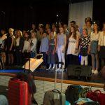 Voyage mit der Chanson-AG des Pascal-Gymnasiums 13