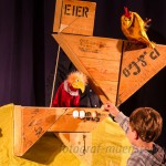 Von Toleranz und Sympathie: Alfred, der unhühnische Adler