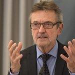 """Durch und durch verfassungswidrig"""" - Josef Foschepoth erhält Richard-Schmid-Preis 1"""