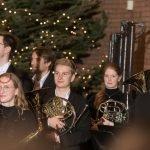 Jugendorchester Havixbeck konzertiert Weihnachtskonzert mit Henrike Jacobs 18