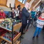 Visionen für eine Wunschbibliothek zum 25. der Stadtbücherei Münster