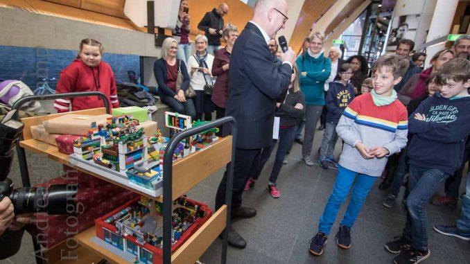 Visionen für eine Wunschbibliothek zum 25. der Stadtbücherei Münster 6