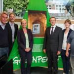 Tempo 30 und Klimaschutz dominieren Debatte von vier OB-Kandidaten in Münster