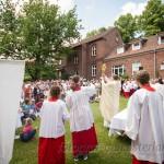 Pfarrfest 2015 der Gemeinde St. Nikolaus Münster gut angenommen