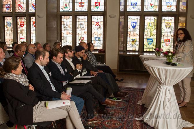 Gute Sache in Münster  - Gemeinnützige präsentieren Projekte im Rathaus zu Münster
