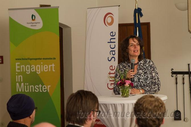 Gute Sache in Münster  – Gemeinnützige präsentieren Projekte im Rathaus zu Münster