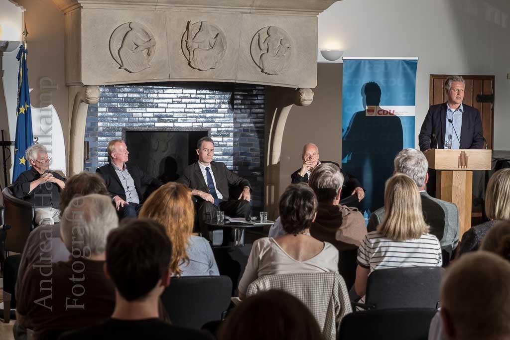 Problemviertel Bahnhofs-Umfeld: Podiumsdiskussion auf Einladung der CDU-Ratsfraktion Münster 10