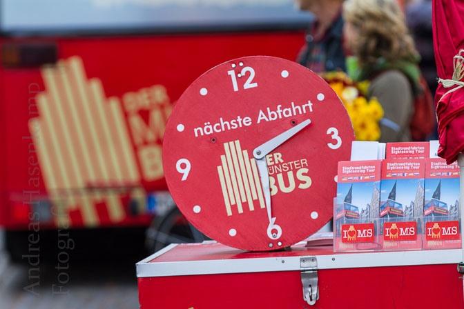 """Wie vermitteln Städte ihre Geschichte? Kongress """"History sells?"""" in Münster"""
