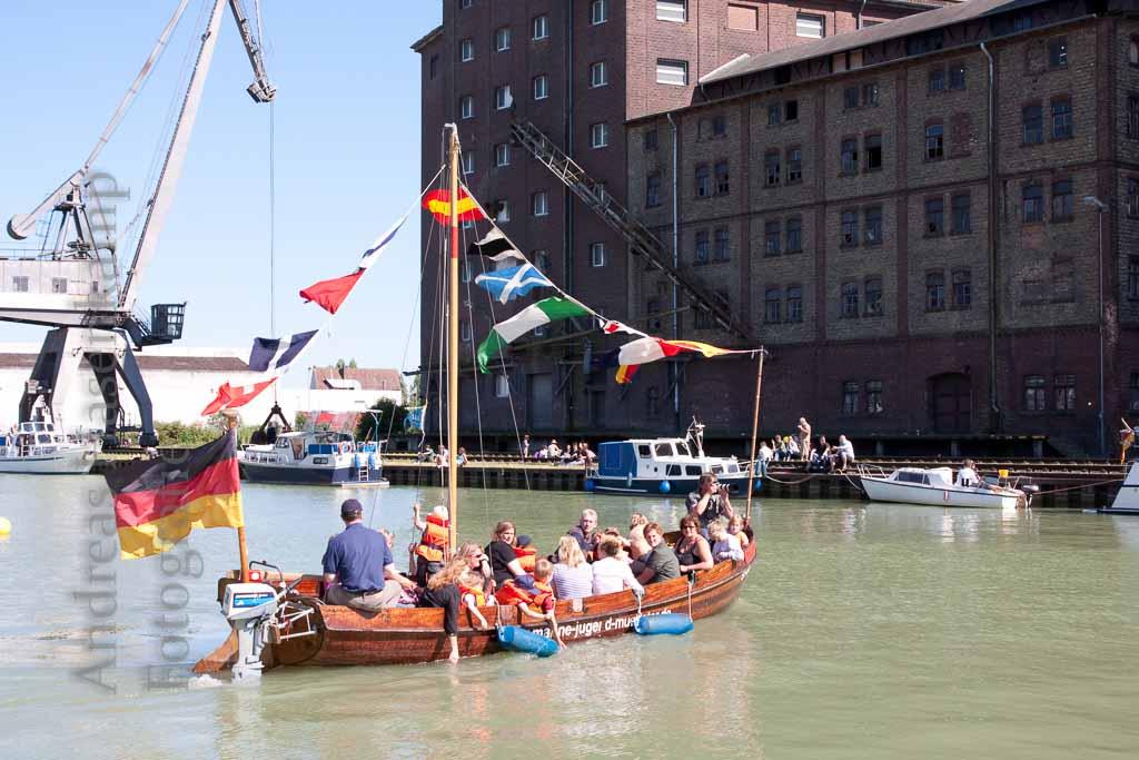 Hafenfest Münster – fällt 2018 aus