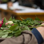 Nähe zu den Toten schafft Ruhe: Aktion lenkt Blick auf Hospizarbeit