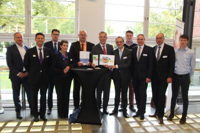 """""""Ökoprofit Münster"""" überzeugt: Vier Leuchtturmprojekte von Unternehmen aus Münster ausgezeichnet"""