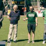 """Lewe gratuliert Preußen-Fans zum """"Spirit of Fair Play""""-Award"""
