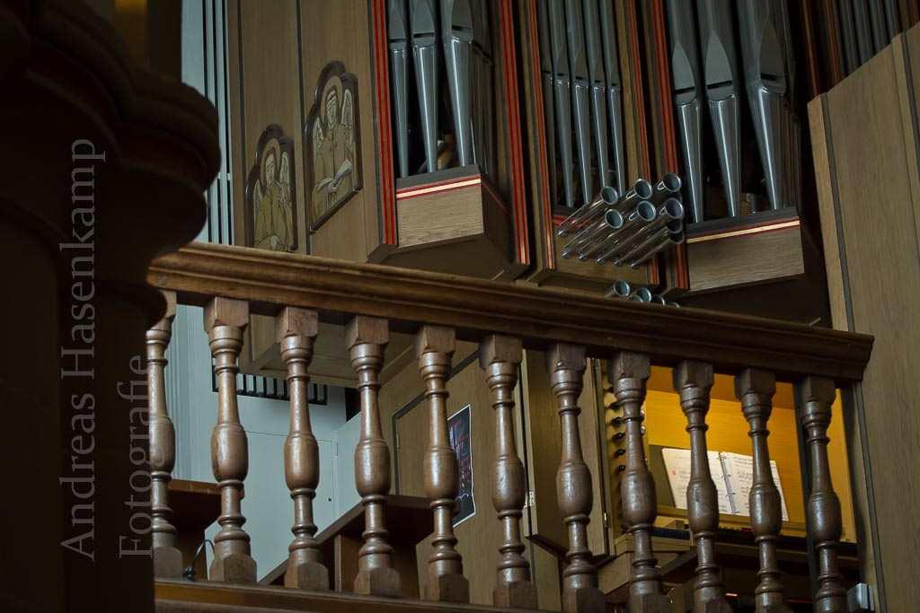 Orgel von St. Nikolaus Wolbeck - Fotos 1