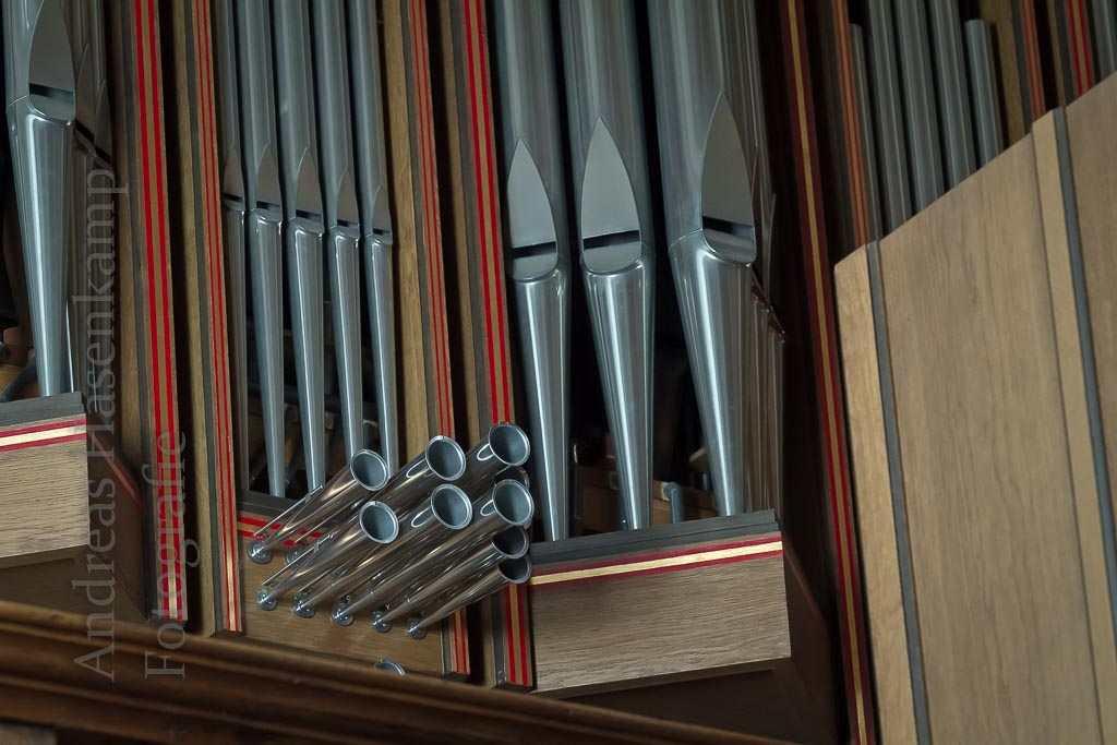 Orgel von St. Nikolaus Wolbeck - Fotos 3