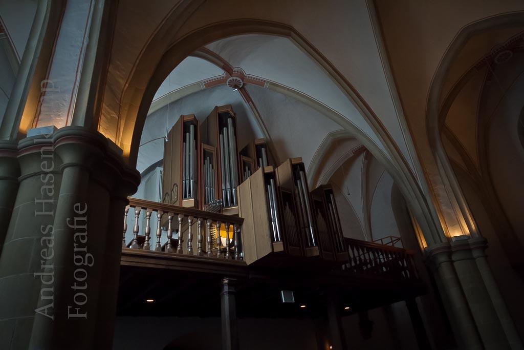 Orgel von St. Nikolaus Wolbeck - Fotos 5