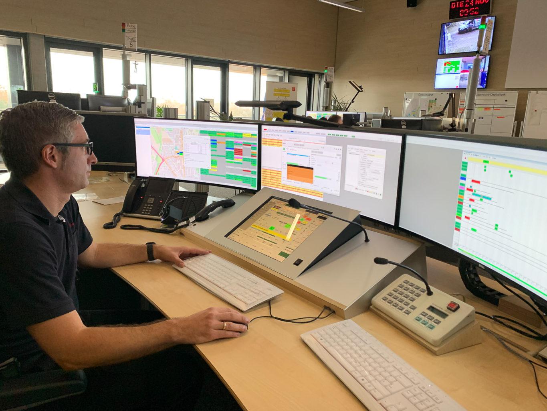 Ortungssystem leitet Retter zuverlässig zum Notfallort