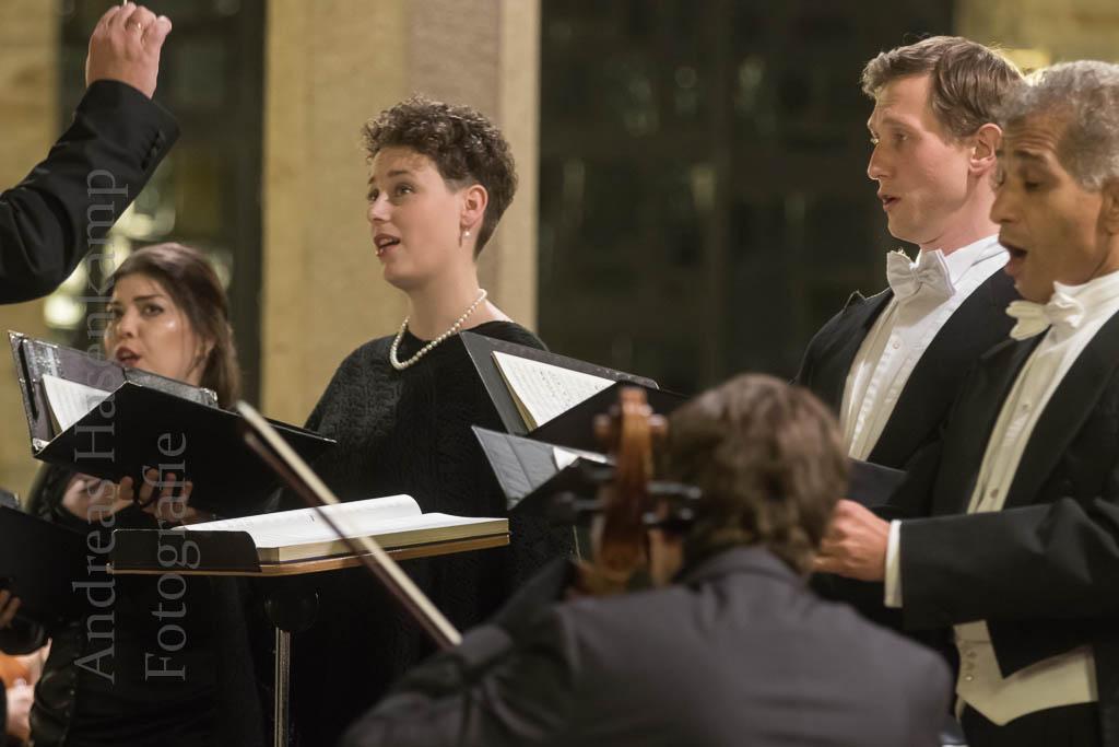 Intensive Aufführung der Missa pro defunctis in St. Ambrosius Ostbevern