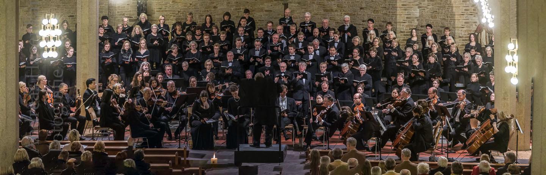 Intensive Aufführung der Missa pro defunctis in St. Ambrosius Ostbevern 2