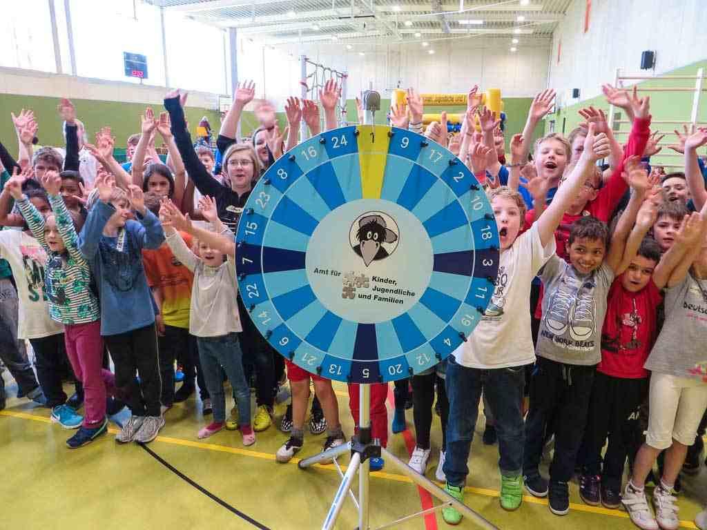 Münster: Osterhits für Kids in den Osterferien Städtisches Kinderbüro präsentiert das Osterferien-Programm für Kinder in Münster