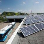 2500 Photovoltaik-Anlagen auf Münsters Dächern