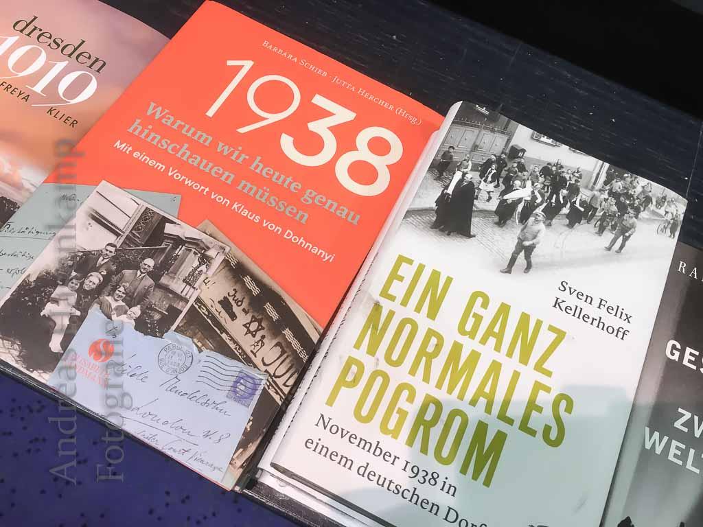 Dokumente zur Pogrom-Nacht in Wolbeck vorgelesen 4