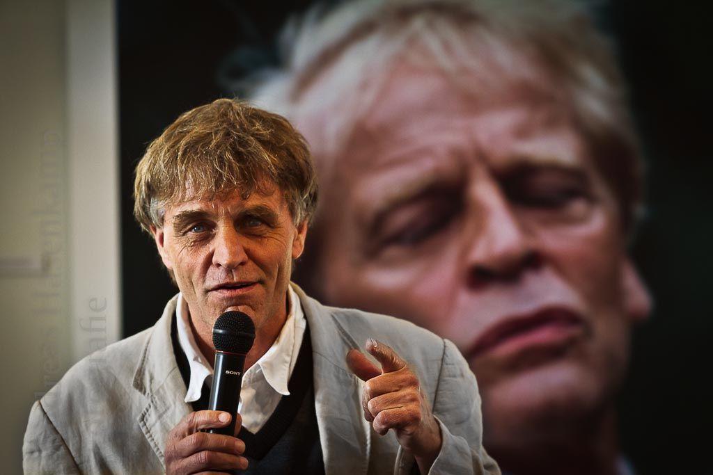 Fotograf Beat Presser präsentiert im Drostenhof einzigartige Ausstellung zu Klaus Kinski