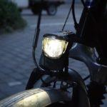 Fahrradlicht-Aktion an weiterführenden Schulen in Münster
