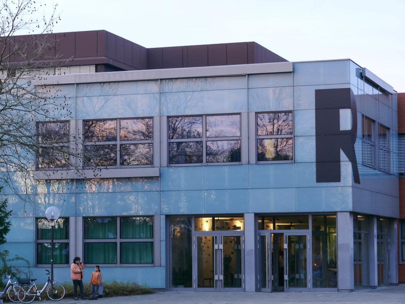 Symbol der Realschule Wolbeck am Schulzentrum Wolbeck.