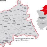 Aktuell 7.036 Corona-Infektionen im Regierungsbezirk Münster