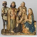Hochrelief erinnert an Heilige Drei Könige