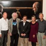 Galerie Linke zeigt Werke von sechs Neuen Meistern: Phantastische Parallelwelten