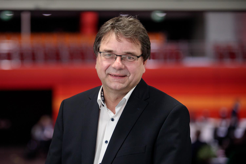 Klaus Rosenau, ehrenamtlicher Bürgermeister für Münster.