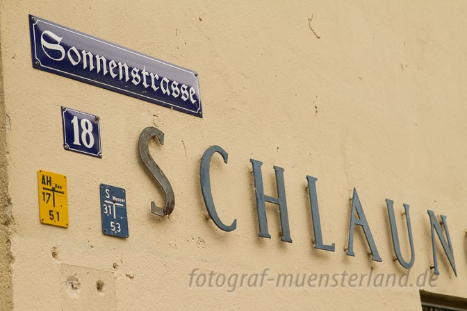 Schulfest 2015 des Schlaungymnasiums Münster in der Sonnenstraße 18.