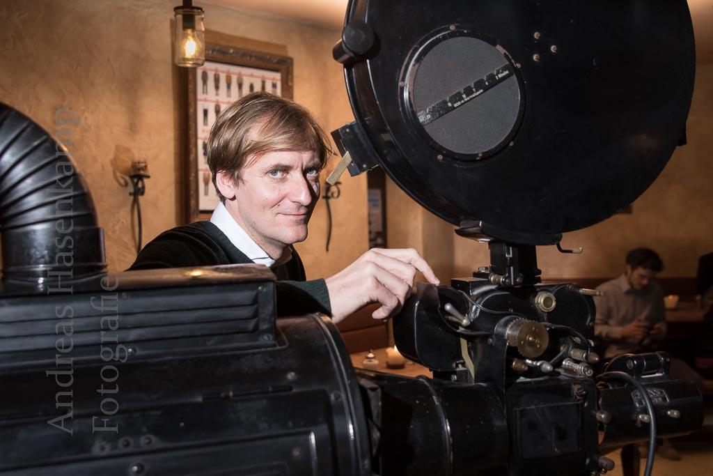 """""""Das schweigende Klassenzimmer"""" in Münster Filmemacher Lars Kraume erläutert im Schlosstheater""""Das schweigende Klassenzimmer"""""""